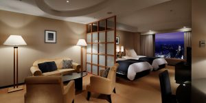 【京都/ホテル】スイートルームで450万円の予約
