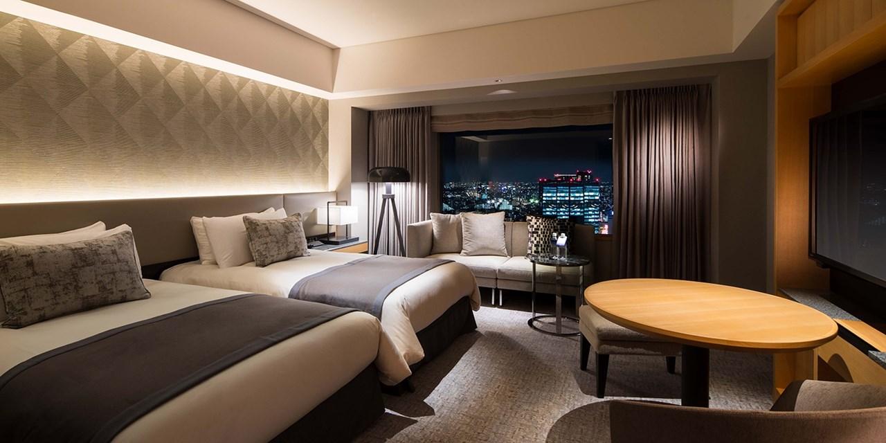 【東京/ホテル】クラブフロア訴求で300万円超予約
